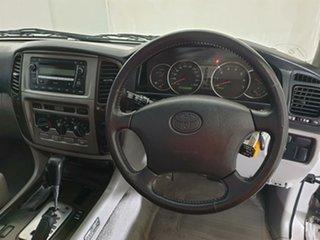 2007 Toyota Landcruiser UZJ100R GXL Silver 5 Speed Automatic Wagon