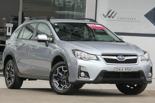 Used Subaru XV MY16 2.0I Special Edition, 2016 Subaru XV MY16 2.0I Special Edition Silver Continuous Variable Wagon