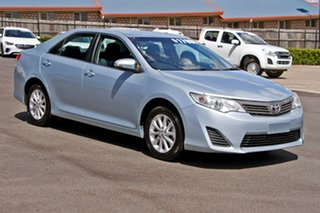 2014 Toyota Camry ASV50R Altise Blue 6 Speed Sports Automatic Sedan.