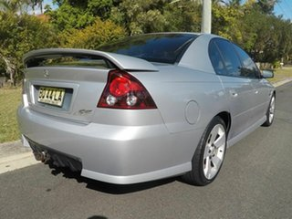 2006 Holden Commodore VZ SS Silver 4 Speed Automatic Sedan