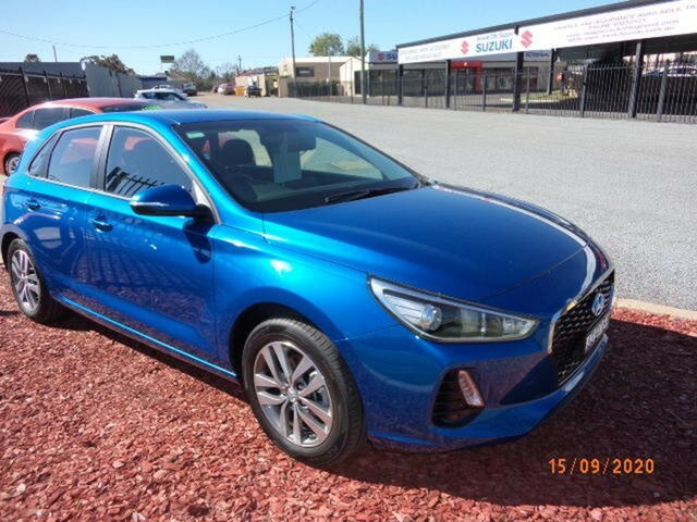 Used Hyundai i30 PD Active Wagga Wagga, 2018 Hyundai i30 PD Active 6 Speed Auto Sequential Hatchback