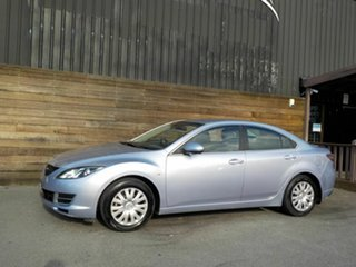 2008 Mazda 6 GH1051 Limited Silver 5 Speed Sports Automatic Sedan
