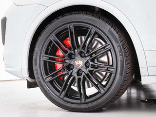 2015 Porsche Cayenne Series 2 MY15 GTS Carrara White 8 Speed Automatic Tiptronic Wagon