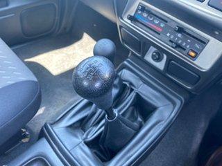 2014 Nissan Navara D22 S5 ST-R Black 5 Speed Manual Utility