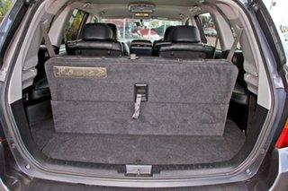 2009 Toyota Kluger GSU45R KX-S AWD Grey 5 Speed Sports Automatic Wagon