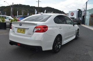 2016 Subaru WRX V1 MY16 AWD White 6 Speed Manual Sedan.