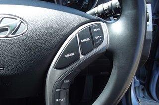2012 Hyundai Elantra MD2 Elite Blue 6 Speed Sports Automatic Sedan