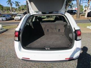 2015 Holden Commodore VF MY15 Evoke Sportwagon White 6 Speed Sports Automatic Wagon