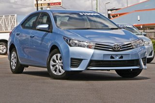 2016 Toyota Corolla ZRE182R Ascent S-CVT Blue 7 Speed Constant Variable Hatchback.