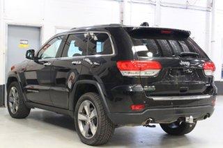 2017 Jeep Grand Cherokee WK MY15 Limited (4x4) Black 8 Speed Automatic Wagon