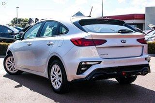 2020 Kia Cerato Hatch S Silky Silver Sports Automatic Hatchback
