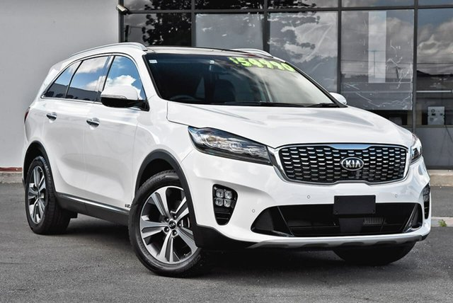 Used Kia Sorento UM MY20 GT-Line AWD, 2019 Kia Sorento UM MY20 GT-Line AWD White 8 Speed Sports Automatic Wagon