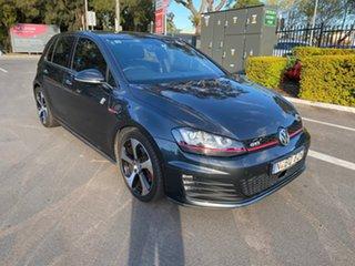 2016 Volkswagen Golf VII MY16 GTI DSG Grey 6 Speed Sports Automatic Dual Clutch Hatchback.