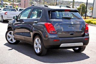 2016 Holden Trax TJ MY17 LTZ Grey 6 Speed Automatic Wagon.