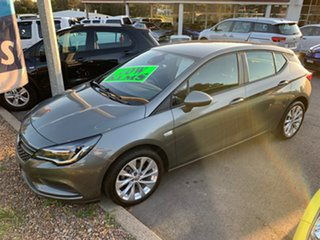 2018 Holden Astra BK MY19 R+ Grey 6 Speed Sports Automatic Hatchback.