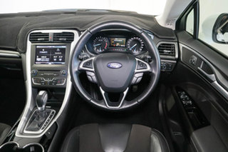 2016 Ford Mondeo MD Trend White 6 Speed Sports Automatic Hatchback