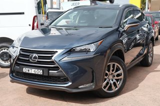 2015 Lexus NX200T AGZ15R Luxury (AWD) Grey 6 Speed Automatic Wagon.