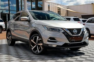 2019 Nissan Qashqai J11 Series 2 Ti X-tronic Platinum 1 Speed Constant Variable Wagon