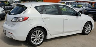 2010 Mazda 3 BL10L1 SP25 Activematic White 5 Speed Sports Automatic Hatchback