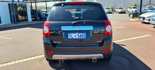 2010 Holden Captiva CG MY10 LX AWD Black 5 Speed Sports Automatic Wagon