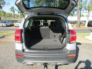 2014 Holden Captiva CG MY15 5 AWD LTZ Silver 6 Speed Sports Automatic Wagon