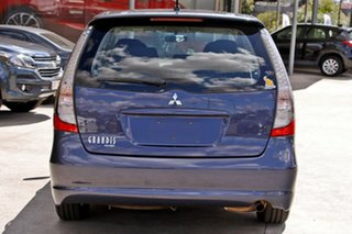 2008 Mitsubishi Grandis BA MY08 LS Blue 4 Speed Sports Automatic Wagon