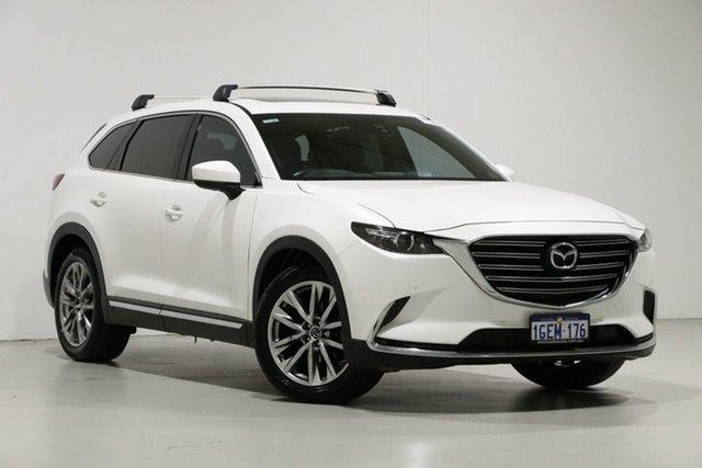 Used Mazda CX-9 MY16 GT (AWD), 2016 Mazda CX-9 MY16 GT (AWD) White 6 Speed Automatic Wagon