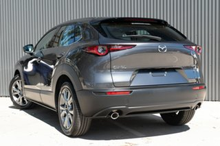 2020 Mazda CX-30 DM4WLA X20 SKYACTIV-Drive i-ACTIV AWD Astina Machine Grey 6 Speed Sports Automatic