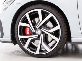 2017 Volkswagen Golf AU MY17.5 GTI Performance Edition 1 White Silver 6 Speed Direct Shift Hatchback