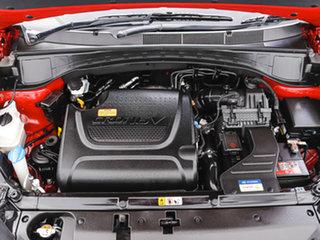 2015 Hyundai Santa Fe DM Series II (DM3) Elite CRDi (4x4) Red 6 Speed Automatic Wagon