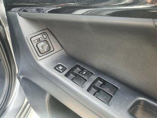2016 Mitsubishi Lancer CF MY16 GSR Grey 6 Speed Constant Variable Sedan