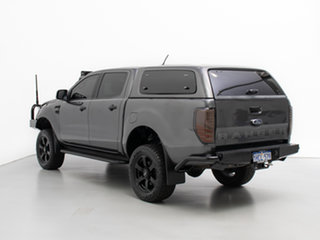 2018 Ford Ranger PX MkIII MY19 XLT 2.0 (4x4) Grey 10 Speed Automatic Double Cab Pick Up