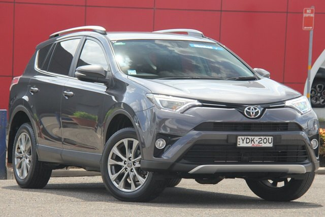 Used Toyota RAV4 ASA44R GXL AWD, 2015 Toyota RAV4 ASA44R GXL AWD Grey 6 Speed Sports Automatic Wagon