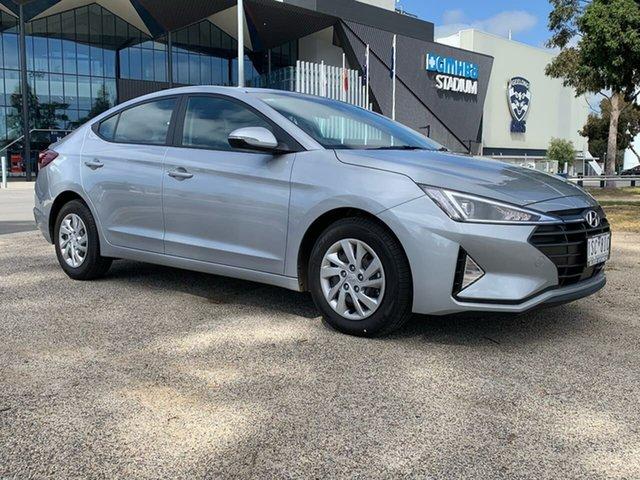 Demo Hyundai Elantra  Go, 2020 Hyundai Elantra AD.2 Go Silver Sports Automatic Sedan