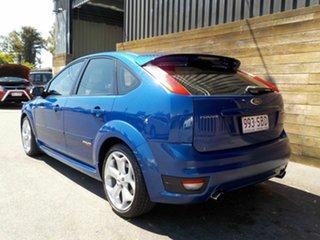 2007 Ford Focus LT XR5 Turbo Blue 6 Speed Manual Hatchback