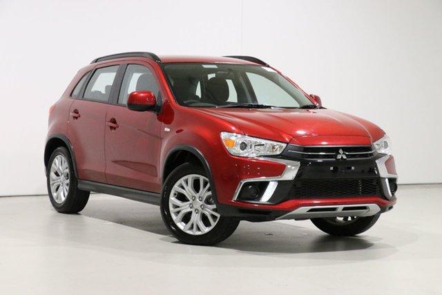 Used Mitsubishi ASX XC MY19 ES (2WD), 2019 Mitsubishi ASX XC MY19 ES (2WD) Red Continuous Variable Wagon