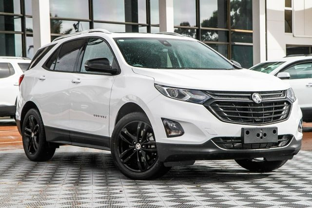 Used Holden Equinox EQ MY20 Black Edition FWD, 2020 Holden Equinox EQ MY20 Black Edition FWD Summit White 6 Speed Sports Automatic Wagon