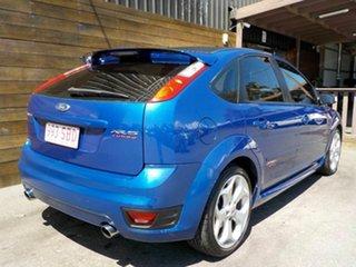 2007 Ford Focus LT XR5 Turbo Blue 6 Speed Manual Hatchback.