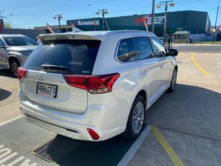 2020 Mitsubishi Outlander ZL MY20 PHEV AWD Exceed Starlight 1 Speed Automatic Wagon Hybrid