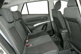 2019 Suzuki S-Cross JY Turbo Cool White 6 Speed Sports Automatic Hatchback