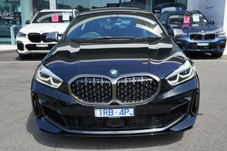 2019 BMW M135i F40 xDrive Black Sapphire 8 Speed Auto Sports Mode Hatchback