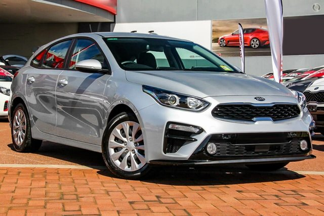 Demo Kia Cerato Hatch S Gympie, 2020 Kia Cerato Hatch S Silky Silver Sports Automatic Hatchback
