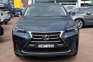 2015 Lexus NX200T AGZ15R Luxury (AWD) Grey 6 Speed Automatic Wagon