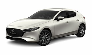 2020 Mazda 3 BP2HHA X20 SKYACTIV-Drive Astina 6 Speed Sports Automatic Hatchback.