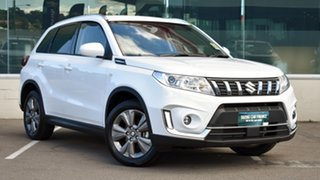 2020 Suzuki Vitara LY Series II 2WD Cool White 5 Speed Manual Wagon.