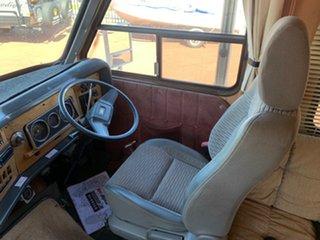1984 Chevrolet Chevrolet Titan Brown Motor Camper