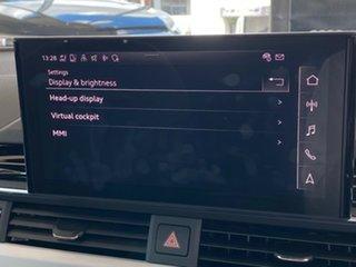 2020 Audi A4 B9 8W MY20 45 TFSI S Tronic Quattro S Line 7 Speed Sports Automatic Dual Clutch Sedan