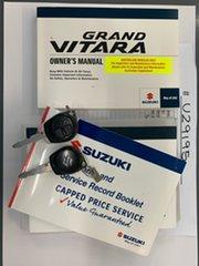 2014 Suzuki Grand Vitara JB Sport White 4 Speed Automatic Wagon.