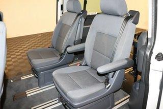 2014 Volkswagen Multivan T5 MY14 TDI340 DSG Comfortline White 7 speed Automatic Wagon
