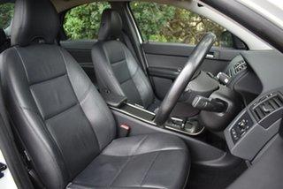 2010 Volvo S40 M Series MY10 T5 Geartronic R-Design White 5 Speed Sports Automatic Sedan